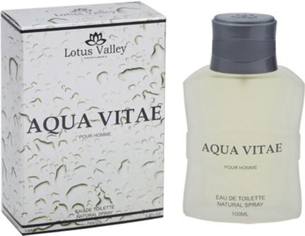 Туалетная вода для мужчин Lotus Valley Aqua Vitae 100 мл (6291104321625) - изображение 1