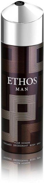 Парфюмированный дезодорант для мужчин Prive Parfums Ethos 175 мл (6291103667809) - изображение 1