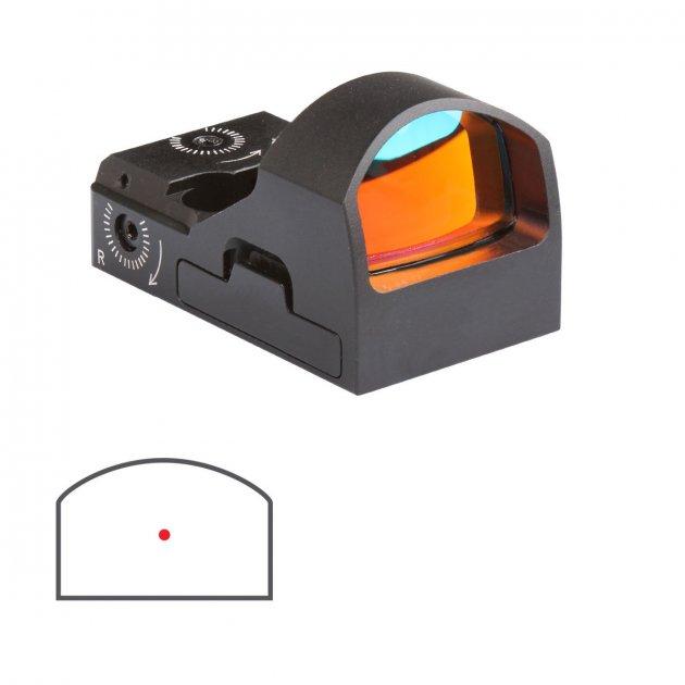 Прицел коллиматорный Delta DO MiniDot HD 24x15 mm - изображение 1