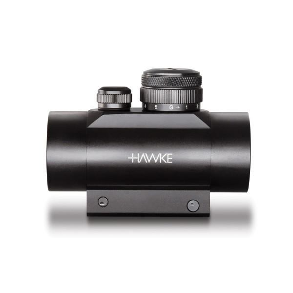 Приціл коліматорний Hawke RD1x30M WP (9-11mm) - зображення 1