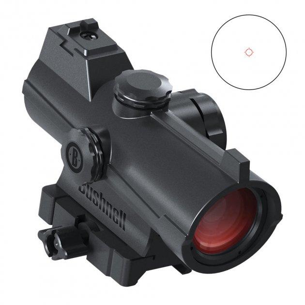 Приціл приціл Bushnell AR Optical 1xMP DOT 25 2 Moa MOA.Matte - зображення 1