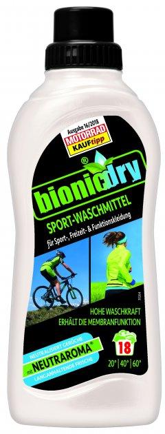 Жидкое стиральное средство Bionicdry для спортивной и мембранной одежды 750 мл (4001499938740) - изображение 1