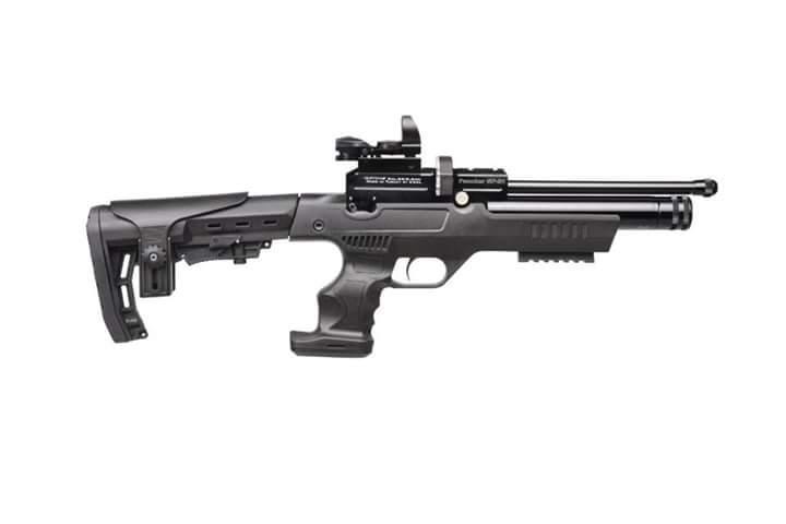 Пістолет пневматичний Kral NP-01 PCP - зображення 1