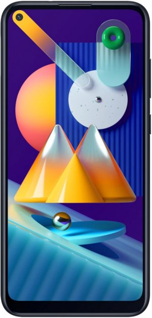 Мобильный телефон Samsung Galaxy M11 3/32GB Black (SM-M115FZKNSEK)