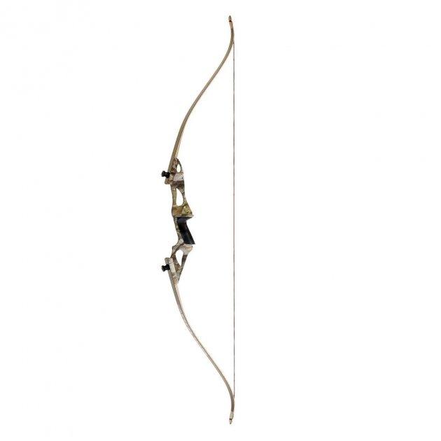 Лук мисливський Jandao 58/35 Camo Hunting - зображення 1