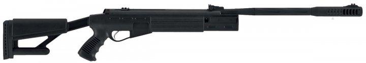 Пневматична гвинтівка Hatsan AirTact з газовою пружиною - зображення 1