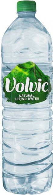 Упаковка минеральной негазированной воды Volvic 1.5 л х 6 бутылок (3057640100178) - изображение 1