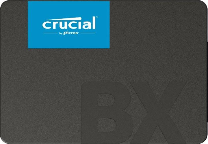 "Crucial BX500 120GB 2.5"" SATAIII 3D NAND TLC (CT120BX500SSD1) - изображение 1"