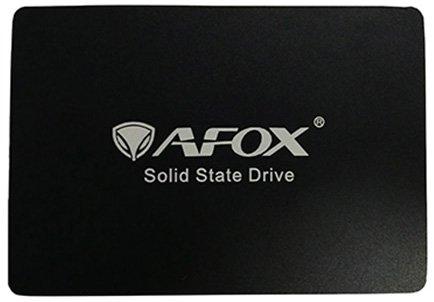 "AFOX 240GB 2.5"" SATAIII QLC (AFSN2L3BN240G) - изображение 1"