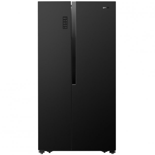 Холодильник Gorenje NRS9182MB - зображення 1