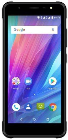 Мобільний телефон Sigma mobile X-treme PQ37 Black - зображення 1