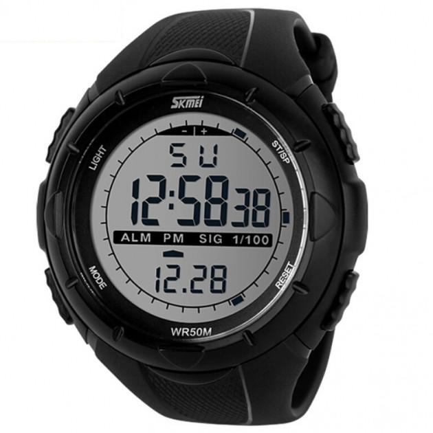 Чоловічі годинники Skmei 1025 - зображення 1
