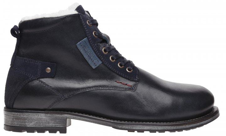 Ботинки Respect 7589-B-navy 7589/B 41 Синие - изображение 1