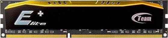 Оперативная память Team Elite Plus DDR3-1600 4096MB PC3-12800 (TPD34G1600HC1101) - изображение 1