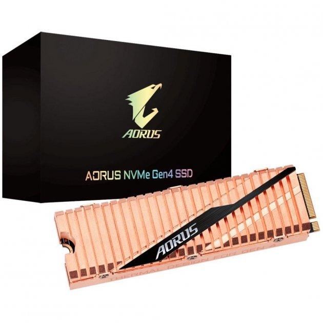 Накопичувач SSD M.2 2280 1TB GIGABYTE (GP-ASM2NE6100TTTD) - изображение 1