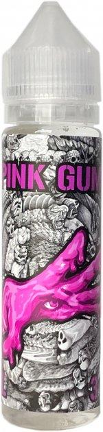 Рідина для електронних сигарет Parom Vape Labs Pink Gum 3 мг 60 мл (Жувальна гумка + м'ята) (PV-PG-60-3) - зображення 1