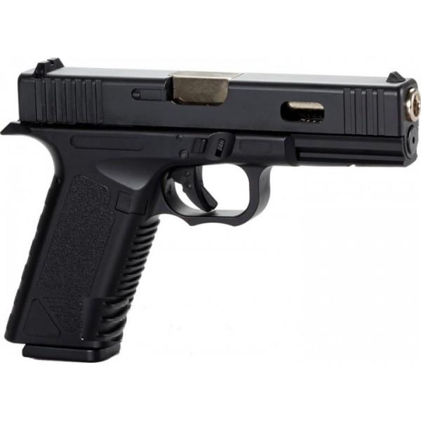 Пистолет пневматический SAS G17 Blowback - зображення 1