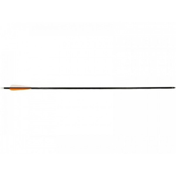 Стрела для лука Man Kung MK-CA28 ,карбон ц:серый - изображение 1