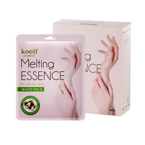 Маска-рукавички для рук Koelf Melting Essence Hand Pack 10 х 14 г (8809239803350) - зображення 1