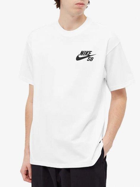 Футболка Nike M Nk Sb Tee Logo DC7817-100 L (194955692936) - изображение 1