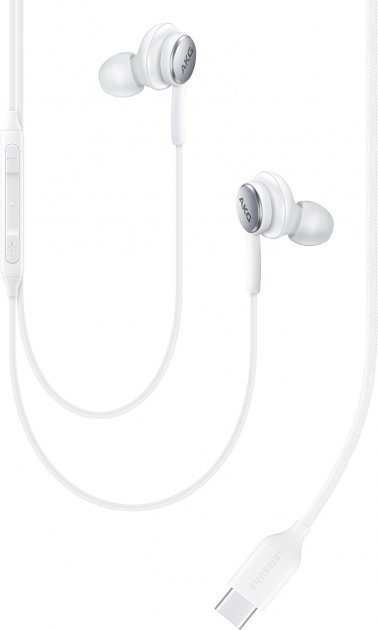 Наушники Samsung IC100B Type-C White (EO-IC100BWEGRU) - изображение 1