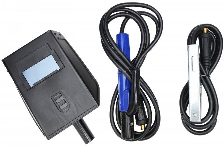 Сварочный инвертор RZTK WM 260A LCD Pro Series