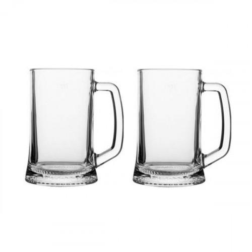 Набор бокалов для пива Luminarc Dresden 2 шт H5116 (500мл) - изображение 1