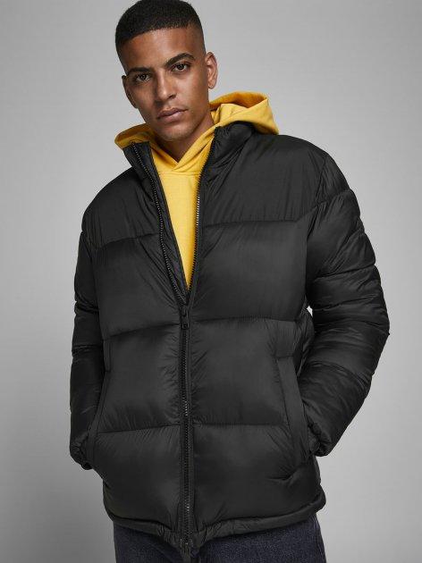 Куртка Jack&Jones 12173866 Black XL чорний - изображение 1