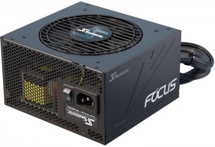 Seasonic Focus Gold 650W GM-650 (SSR-650FM) - зображення 1