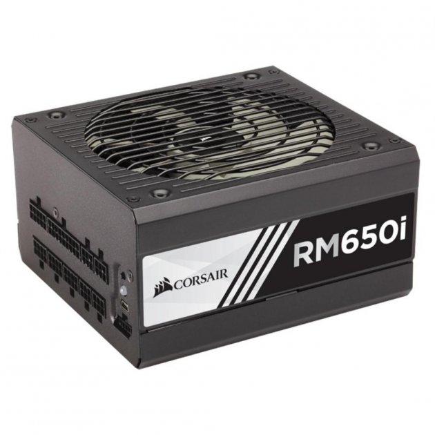 Блок живлення CORSAIR 650W RM650i (CP-9020081-EU) - изображение 1