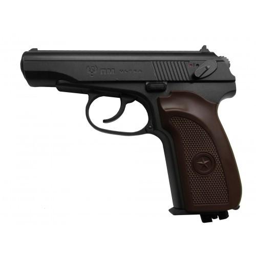 Пневматический пистолет Umarex makarov pm ultra - изображение 1