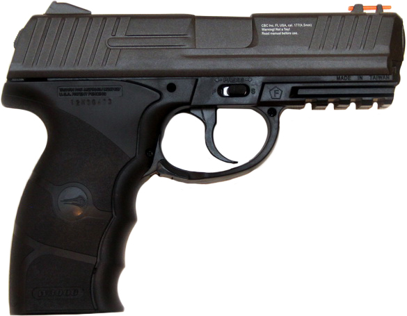 Пістолет пневматичний Borner W3000 4.5 мм (8.3020) - зображення 1