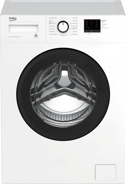 Стиральная машина узкая BEKO WRS5511BAW - изображение 1