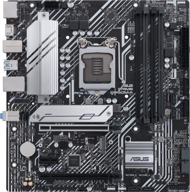 Материнська плата Asus Prime B560M-A (s1200, Intel B560, PCI-Ex16) - зображення 1