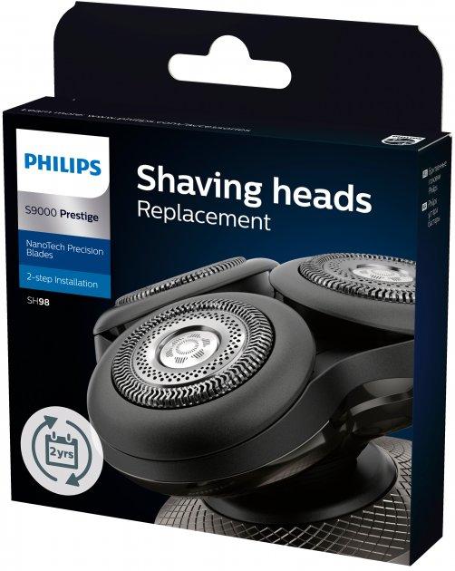 Бритвенная головка PHILIPS Shaver S9000 Prestige SH98/70 - изображение 1