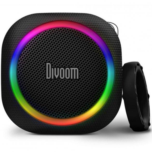 Акустична система Divoom Airbeat 30 black (2000984842229) - зображення 1