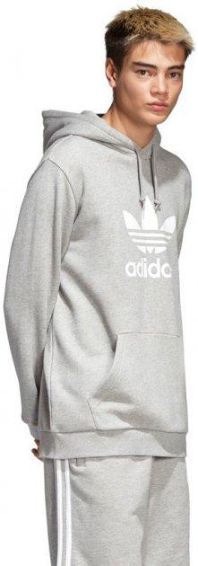 Худі Adidas DT7963 XS Mgreyh (4060509680413) - зображення 1