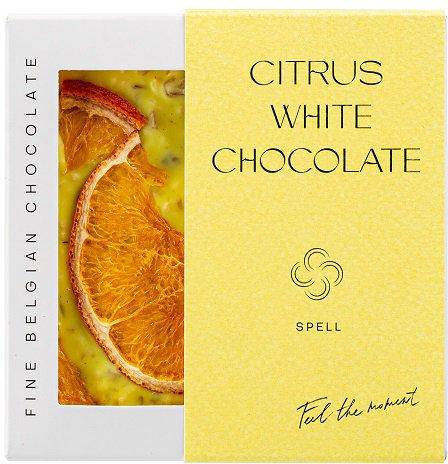 Шоколад Spell Citrus paradise 80 г (4820207310643) - изображение 1