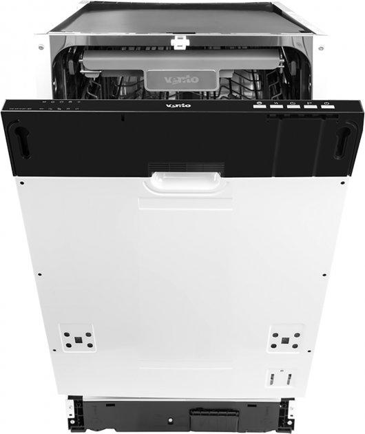 Встраиваемая посудомоечная машина VENTOLUX DW 4510 6D LED - изображение 1