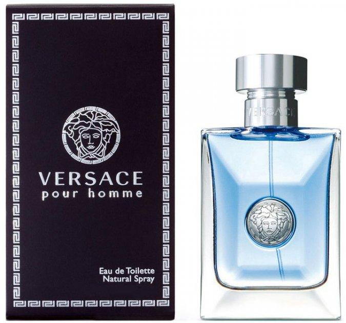Миниатюра Туалетная вода для мужчин Versace Pour Homme 5 мл (8011003996032)