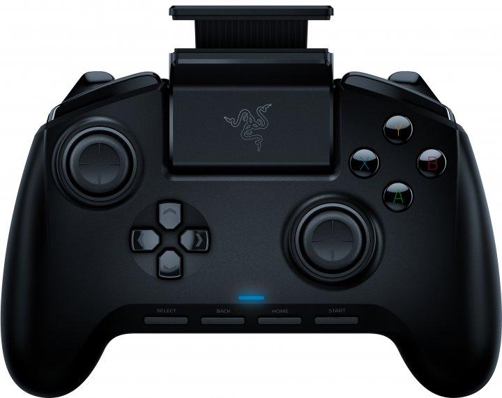 Беспроводной геймпадRazer Raiju Mobile PC/Android Black (RZ06-02800100-R3M1) - изображение 1