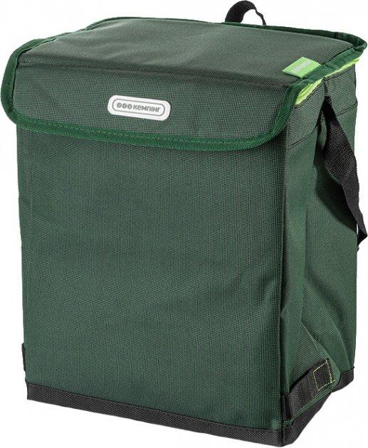 Изотермическая сумка Кемпинг Picnic 19 л Green (4823082715497) - изображение 1