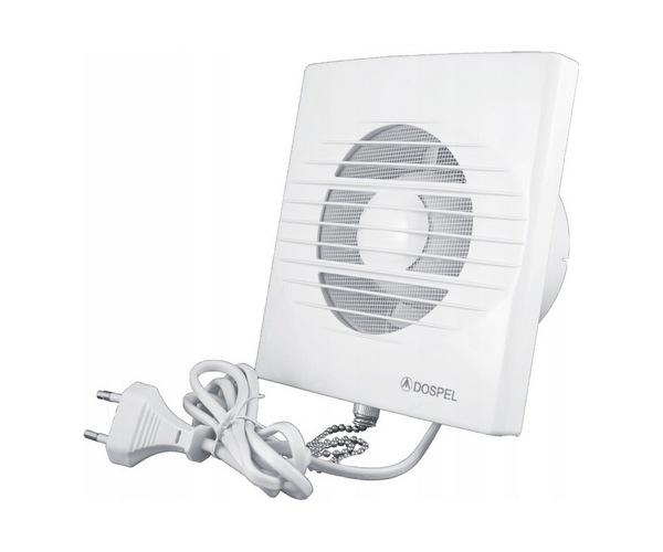 Вытяжной вентилятор Dospel RICO 100 WP (007-4202) - изображение 1