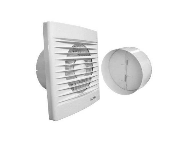 Витяжний вентилятор Dospel STYL 120 WCH-P (007-0010P) - зображення 1
