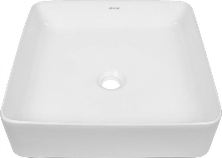 Раковина NEWARC Aqua 9440W белая - изображение 1