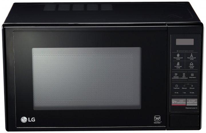 Мікрохвильова піч LG MS2042DB - зображення 1