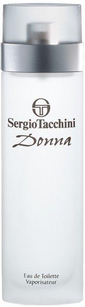 Тестер Туалетная вода для женщин Sergio Tacchini Donna 75 мл (8300186905611) - изображение 1