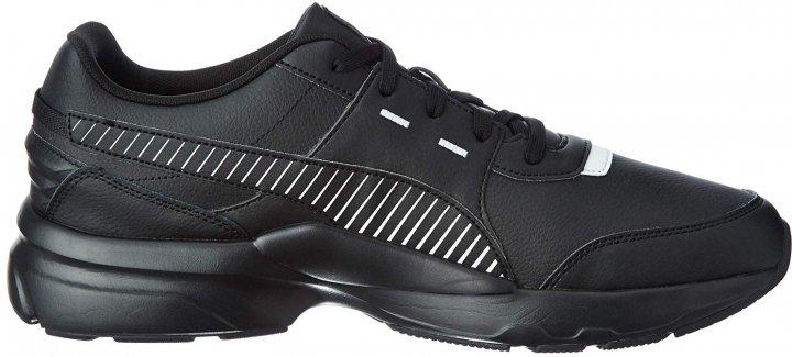 Кроссовки Puma Future Runner L 36963501 44.5 (10) 29 см Черные (4060978957559) - изображение 1