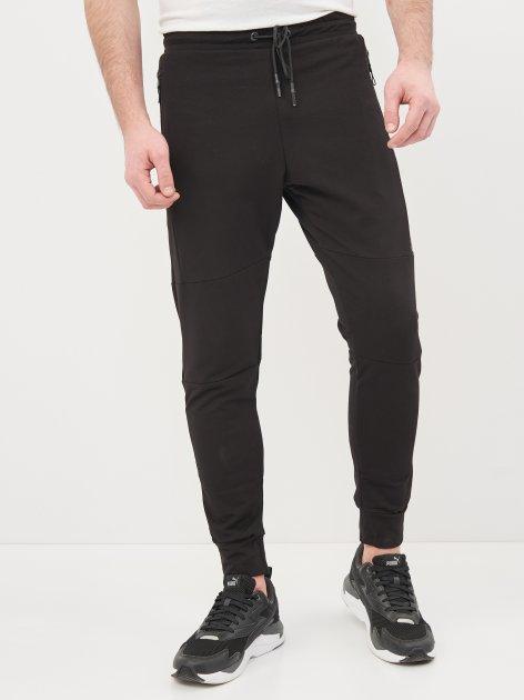 Спортивні штани DEMMA 786 54 Чорні (4821000036174_Dem2000000011301) - зображення 1