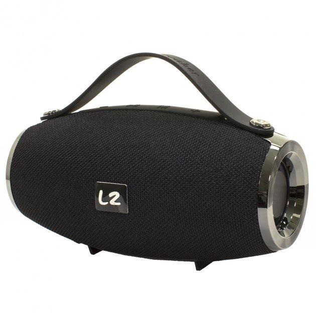 Портативна Bluetooth колонка LZ E16 mini Black - зображення 1